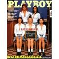 Журнал Playboy за октябрь 2002 года