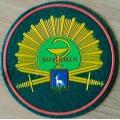 Шеврон Самарский военно-медицинский институт