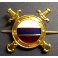 Петличная эмблема внутренняя служба МВД