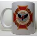 Фарфоровая кружка Спецназ Вооруженных сил