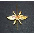 Петличная эмблема Воздушно-космических сил России