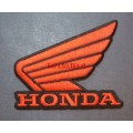 Нашивка Honda