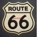 Нашивка Route 66