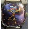 Наручные часы Победа с эмблемой ВКС
