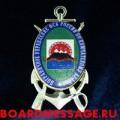 Нарудный знак Пограничное управление ФСБ России по Камчатскому краю