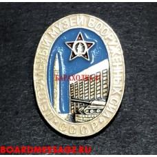 Значок ЦМВС СССР