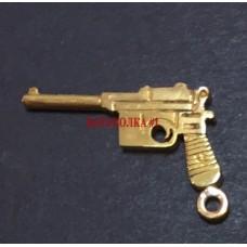 Подвеска копия пистолета Маузер