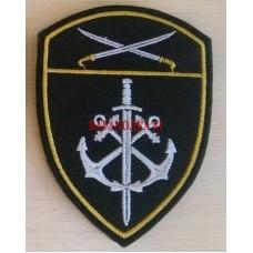 Шеврон Морских воинских частей Южного округа Росгвардии