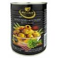 Кошерные оливки без косточек Pri-chen с заатаром