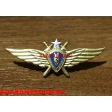 Нагрудный знак ВВС штурман 3 класса