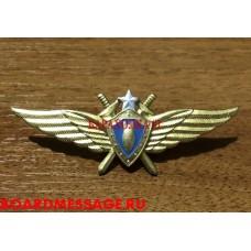Нагрудный знак штурмана ВВС России