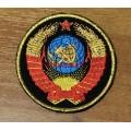 Нашивка Герб СССР с велькро