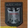 Нашивка Bundeswehr с велькро