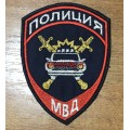 Шеврон ДПС ГИБДД нового образца