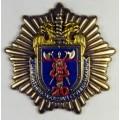 Нагрудный знак 20 лет Оперативно-боевой группе Вихрь ФСО РФ
