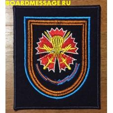 Шеврон 45-й бригады ВДВ приказ 300