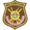 Шеврон 8 Ракетной дивизии РВСН
