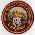 Шеврон Отряд специального назначения Росич