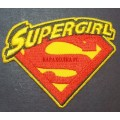 Нашивка supergirl