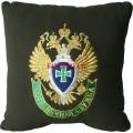 Подушка с эмблемой Пограничной службы ФСБ России