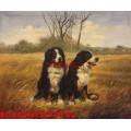 Картина Две собаки
